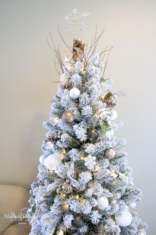 Narnia ~Inspired Christmas Tree