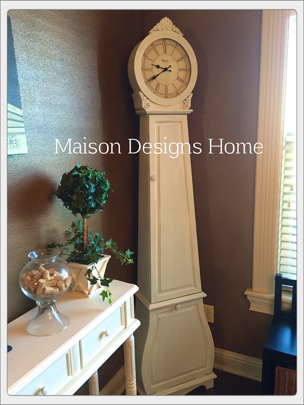 Wall Clock-Maison Designs Home