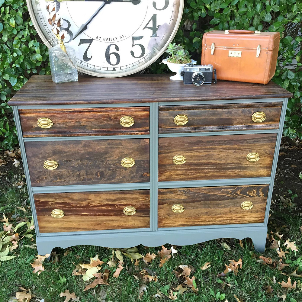 Maison Designs~Rusted Brown