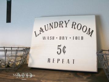 Laundry Room Madness