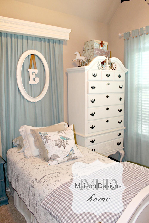 Maison Designs Home-Fairy Tale Dresser Makeover