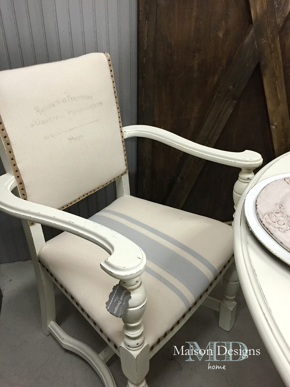 French Country Chairs ~ Maison Designs Home