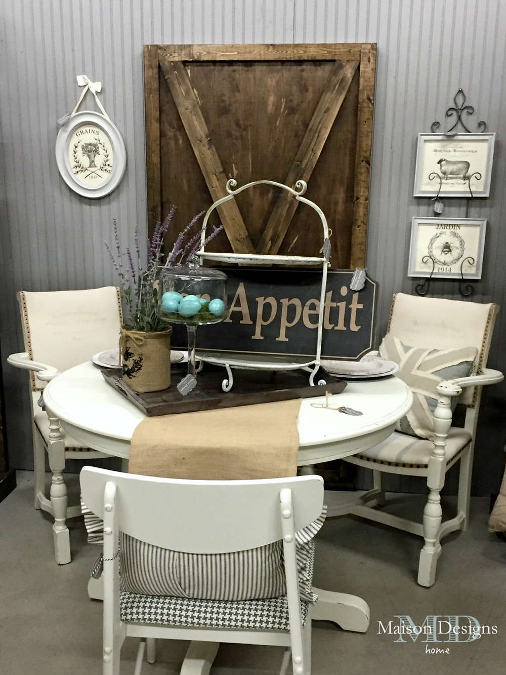 French Country Decor ~ Maison Designs Home