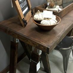 ~DIY Sawhorse Desk~