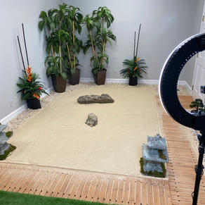 Zen Garden Room