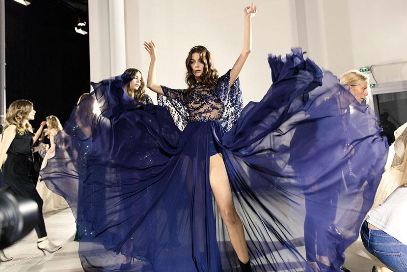 红毯仙女裙,谁才是女星挚爱?去巴黎高定时装周现场看PK