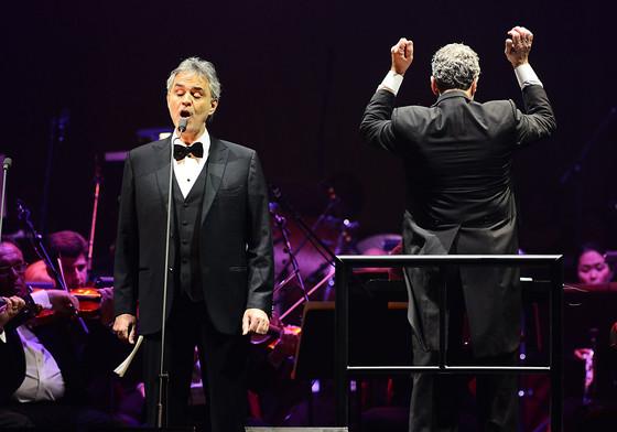 2017年8月-Andrea Bocelli安德烈·波切利音乐会