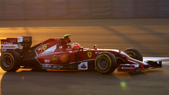2016年11月-Abu Dhabi Grand Prix 阿布扎比F1大奖赛