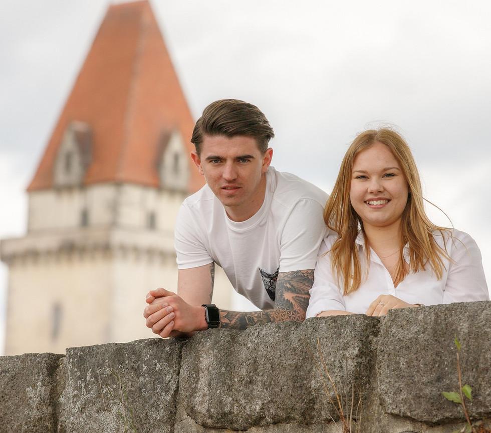 Claudia & Lucas