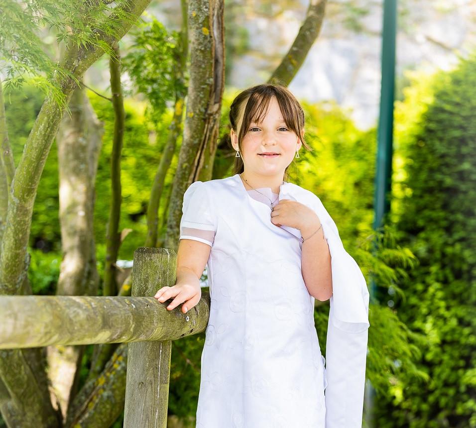 Erstkommunion-Clara