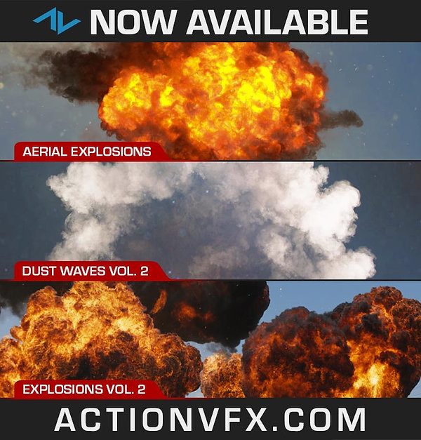 Explosions Vol 2 Now Available.jpg