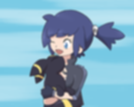 Andie and Umbreon 2.png