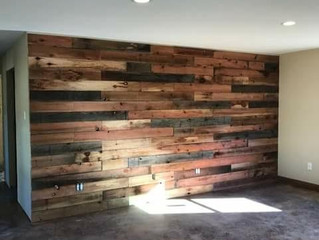DIY Accent Walls: What to do / What NOT to do