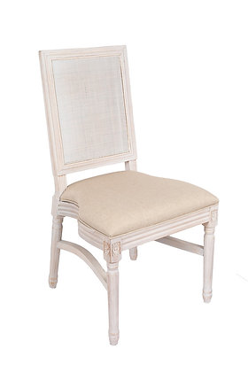 JOSEPHINE CHAIR - ANTIQUE WHITE
