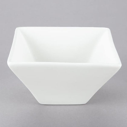 SQUARE TAPERED BOWL