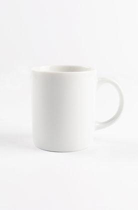 Royal White C-handle Coffee Cup /  8oz