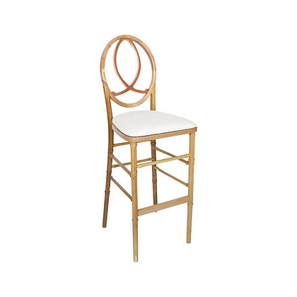 INFINITY BARSTOOL - ANTIQUE NATURAL