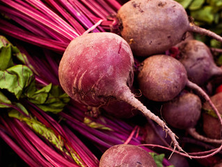 Ingredient Spotlight: Bewitched by Beets!