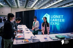 Lionet Recruiter Booth
