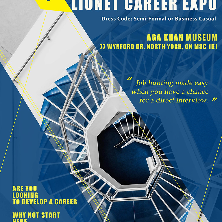 2020 Lionet Career Expo Spring