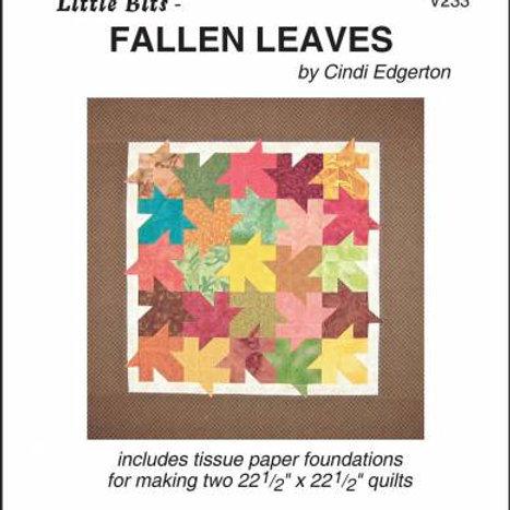 Little Bits Fallen Leaves