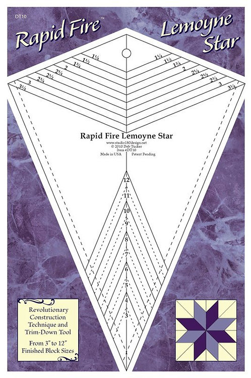 Rapid Fire Lemoyne Star Ruler