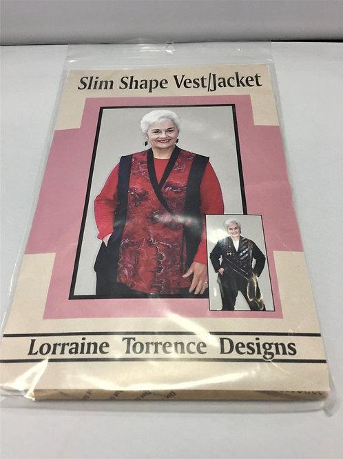 Slim Shape Vest/Jacket