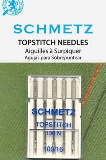 Topstitch Needle 100/16 5ct