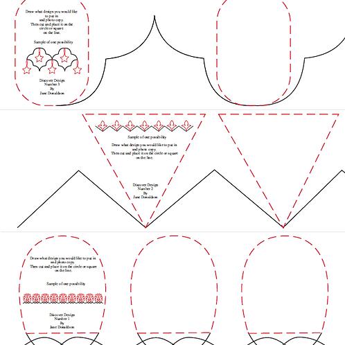 Discover Designs/Retheme-able Pantographs 6 Pack