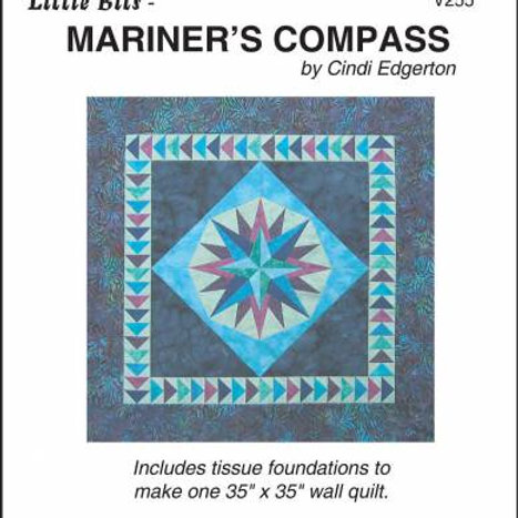 Little Bits Mariner's Compass