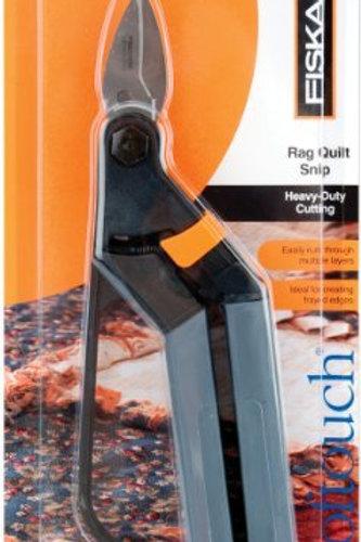 Easy Action Rag Quilt Snips