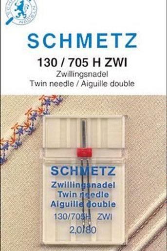 Universal Twin Needle 2.0/80