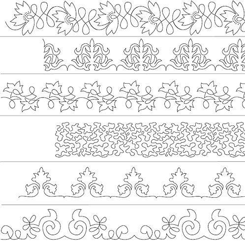 Pennysize Patterns Unit 1