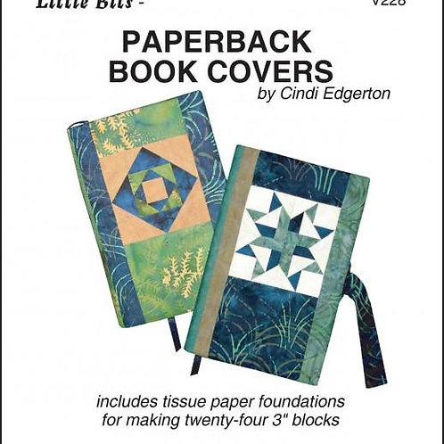 Little Bits Paperback Book Covers