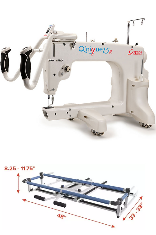 Q'nique 15R w/ Cutie Tabletop Frame