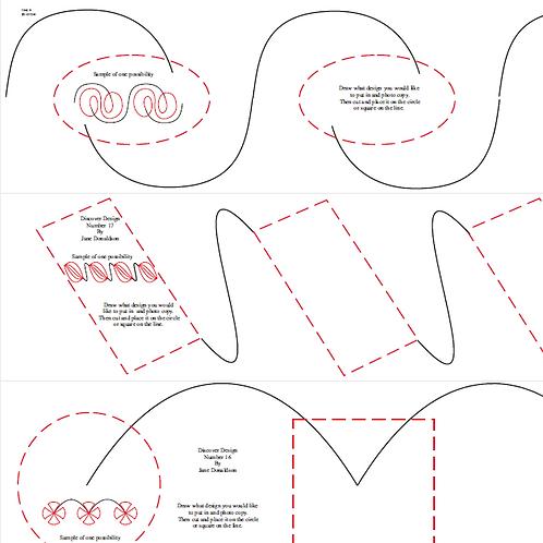 Discover Designs/Rethemeable Pantographs Unit 6