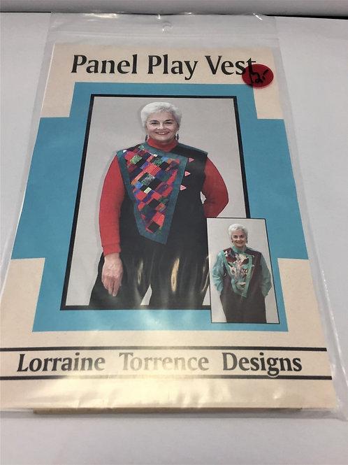 Panel Play Vest