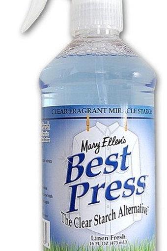 Best Press 16.9oz - Linen Fresh