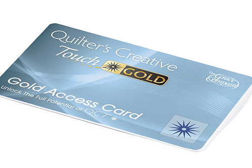 QuiltMotion QCT Gold
