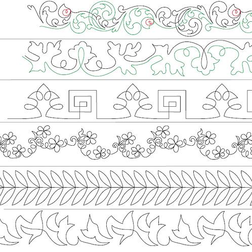 Pennysize Patterns Unit 2