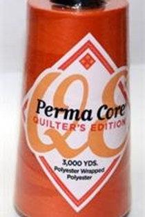 Perma Core 3000yds - 28 Orange Sizzle