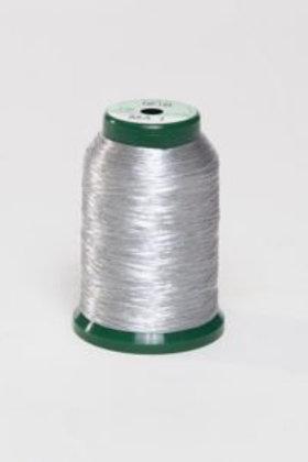 Metallic Thread 1000m Aluminum