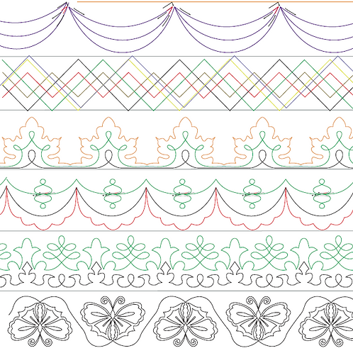 Pennysize Patterns Unit 4