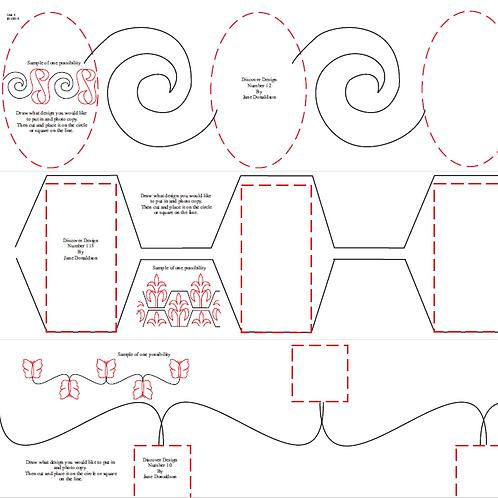 Discover Designs/Rethemeable Pantographs Unit 4