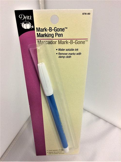 Mark B Gone Marking Pen - Water Soluble