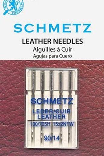 Leather Needle 90/14 5ct