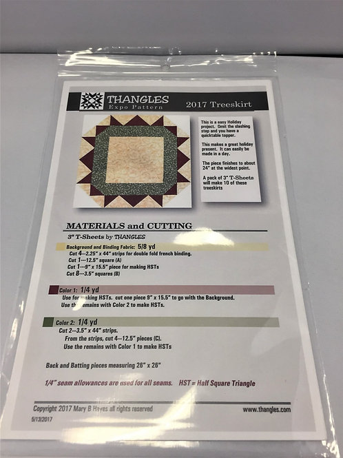 Thangles Expo Pattern