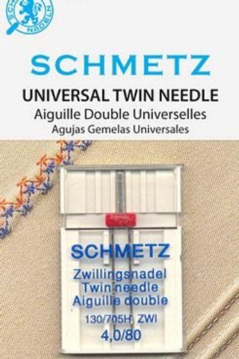 Universal Twin Needle 4.0/80
