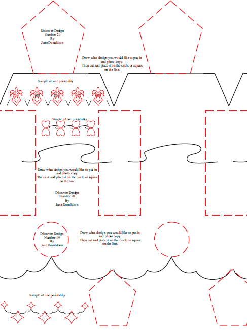 Discover Designs/Rethemeable Pantographs Unit 7