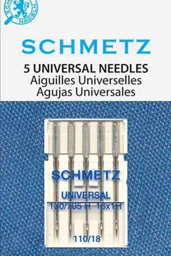 Universal Needle 110/18 5ct